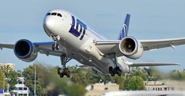 LOT: Pięć 787 uziemionych. Niebawem tylko trzy