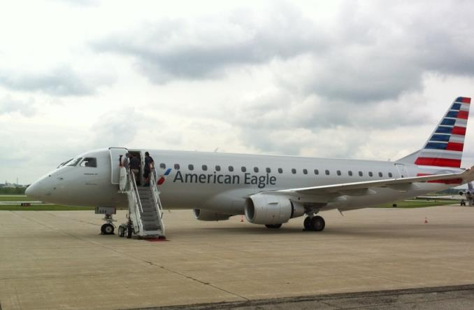 American Airlines kupuje nowe Embraery