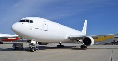 Boeing 767-200F dołączy do floty SkyTaxi