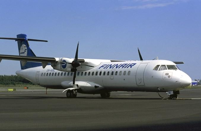 Finnair inwestuje w nowe kabiny ATR-ów i klasę Premium Economy