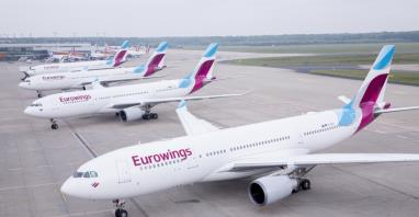 Eurowings zainaugurowały loty z Dusseldorfu do Bangkoku