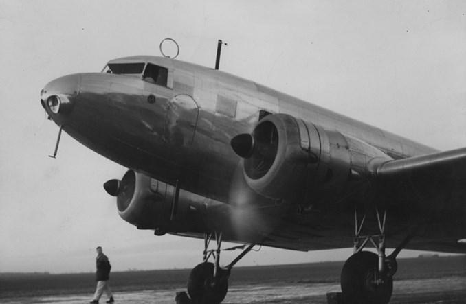 Rynek lotniczy II Rzeczypospolitej