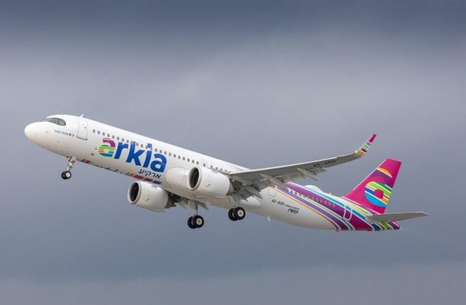 Pierwszy na świecie A321LR u przewoźnika