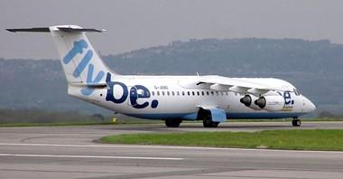 Brytyjskie linie lotnicze Flybe rozpoczynają proces formalnej sprzedaży