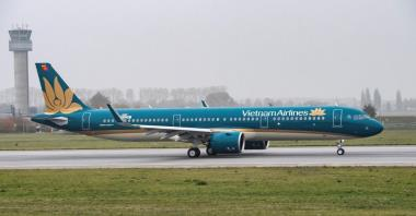 Vietnam Airlines odebrały Airbusa A321neo