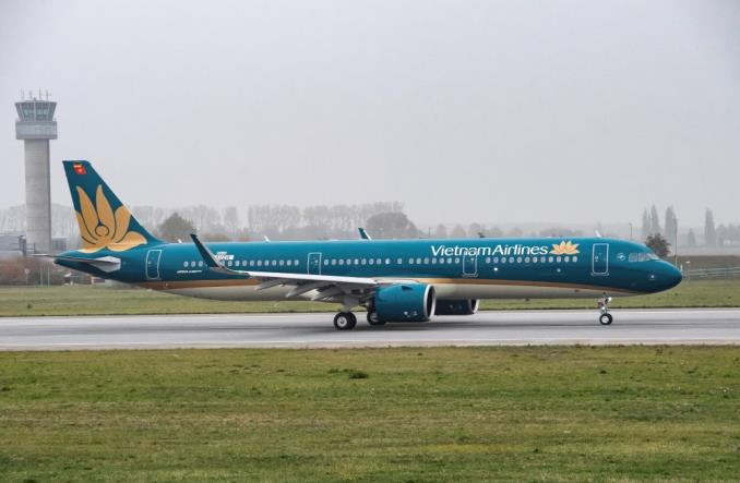 Vietnam Airlines odebrały Airbusa A321neo
