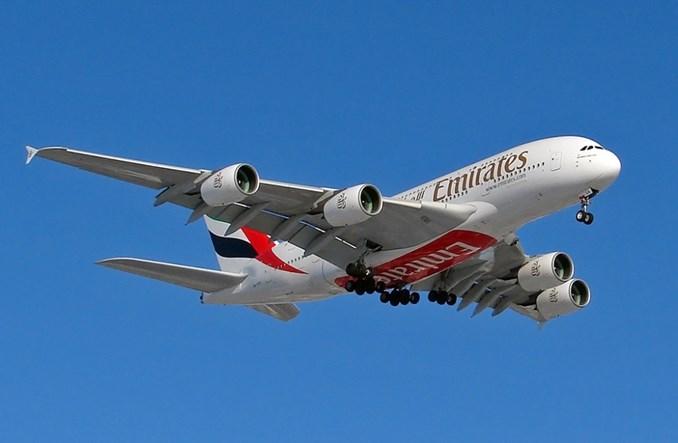 Emirates: Airbusem A380 do Londynu i Paryża. Nowe kierunki w siatce połączeń