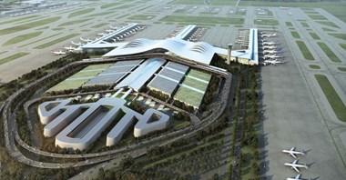 Rozbudowa lotniska w Chinach. W tle konflikt z Ujgurami