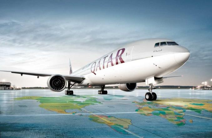 Qatar Airways liderem monitorowania samolotów