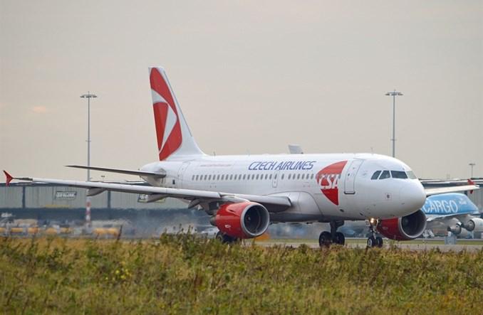 Czech Airlines stawia na Boeinga
