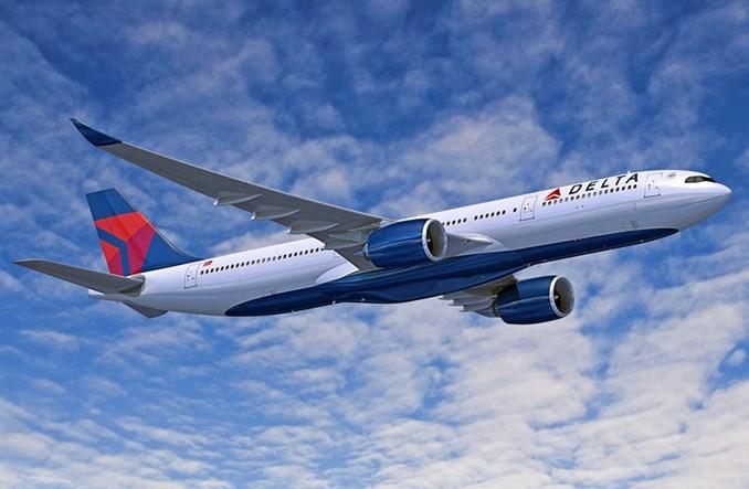 Delta Air Lines planuje rejsy z USA do Szanghaju przez Seul
