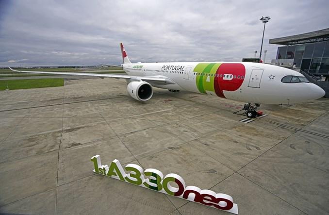 Airbus dostarczył pierwszego A330neo do TAP Portugal (ZDJĘCIA)