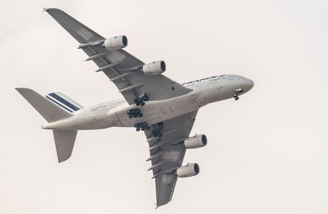 Au revoir A380! Air France rezygnuje z 5 gigantów