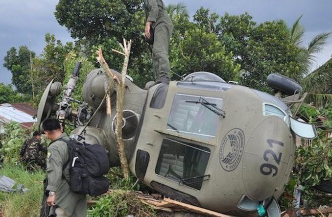 Katastrofa filipińskiego Sokoła. Już trzecia