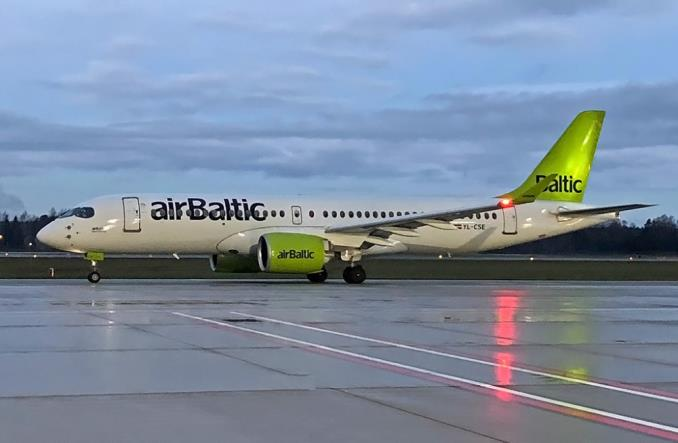 airBaltic ponownie poleci do Dublina