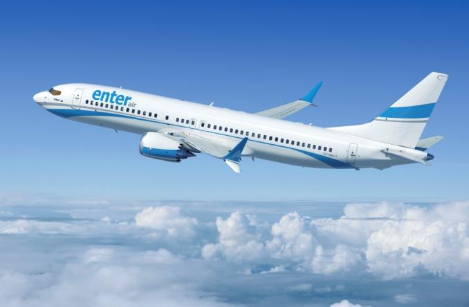 Enter Air odebrał pierwszego Boeinga 737 MAX 8