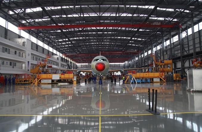 Airbus zachęca do inwestowania w Chinach