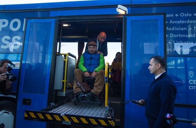 Niepełnosprawni łatwiej dostaną się do wrocławskiego portu