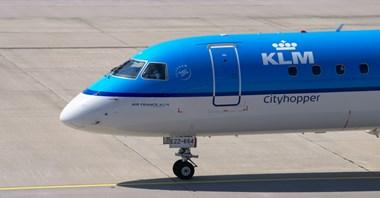 KLM: Trzy loty dziennie z Gdańska