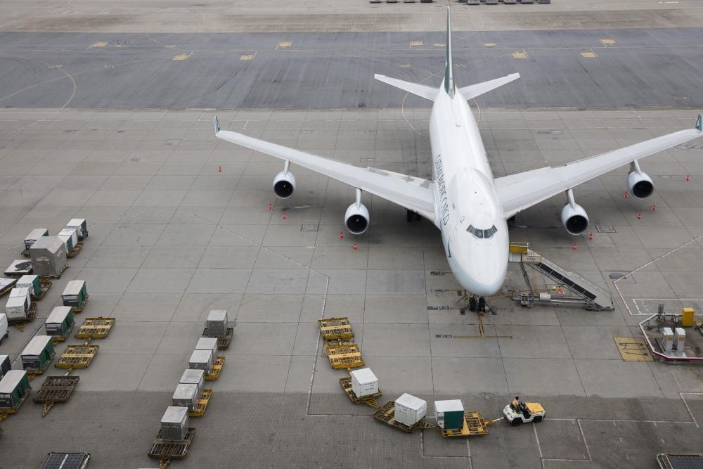 Cathay Pacific: Wielkiego wzrostu pasażerskiego nie będzie. Cargo idzie w górę
