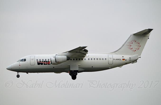 Cztery E190 dla WDL Aviation