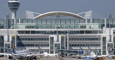 Do lotniska w Monachium łatwiej dojedziemy koleją