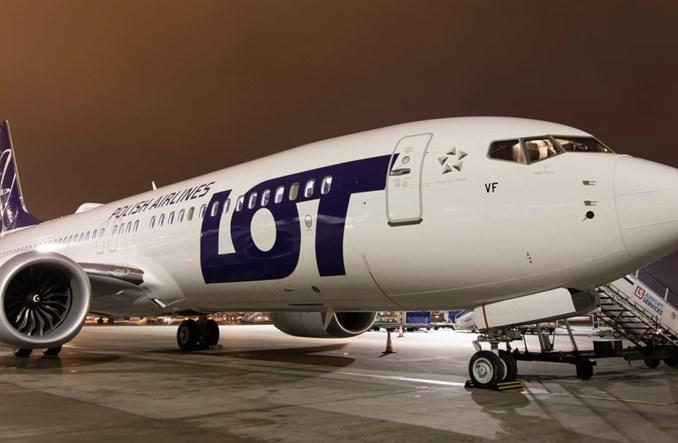 LOT: Rekordowe 8,8 mln pasażerów w roku 2018