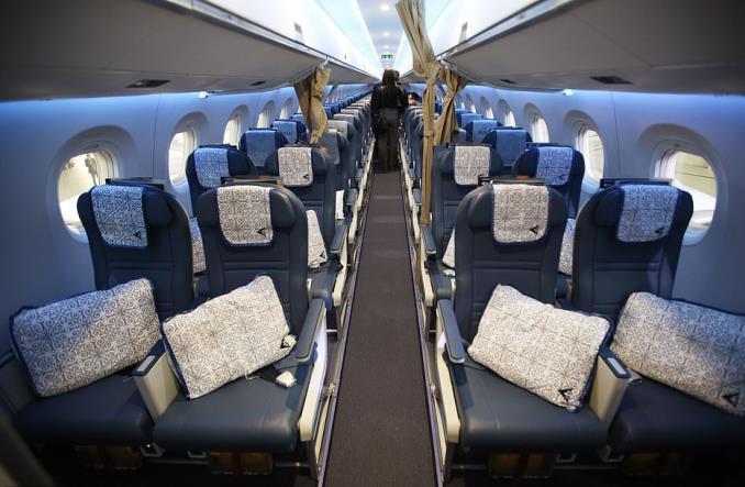 Air Astana: Oficjalna prezentacja Embraera 190-E2 (ZDJĘCIA)