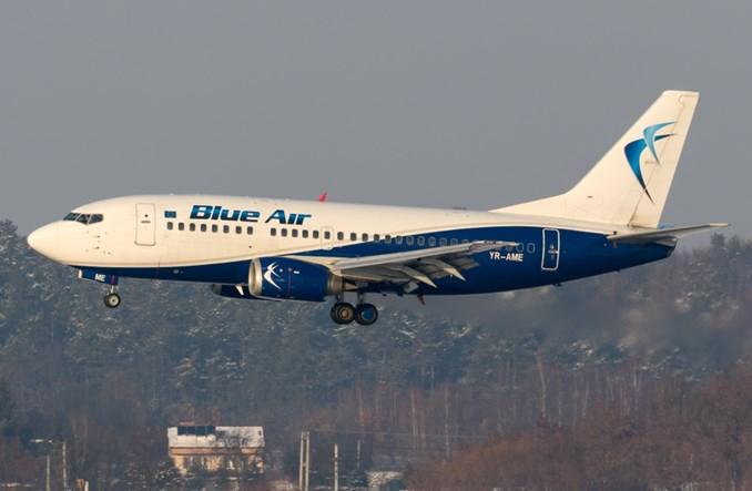 Blue Air inauguruje loty z Krakowa do Turynu