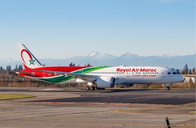 Royal Air Maroc odebrał pierwszego Boeinga 787-9 Dreamliner