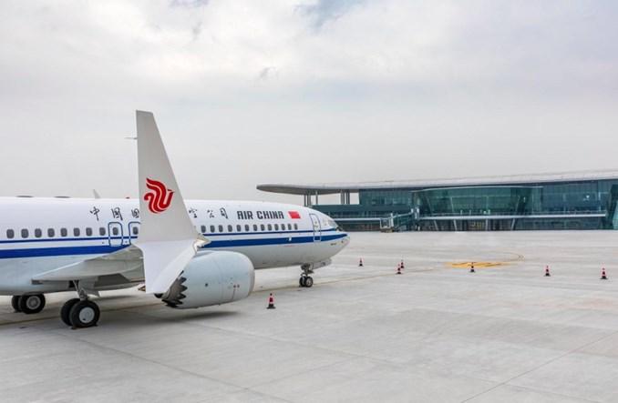 Boeing otwiera centrum dostaw samolotów w Chinach
