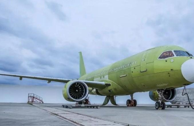Stany Zjednoczone zezwalają GE na sprzedaż silników do samolotów COMAC C919