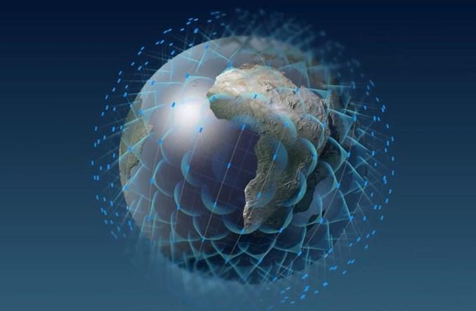 Pierwsze satelity OneWeb na orbicie