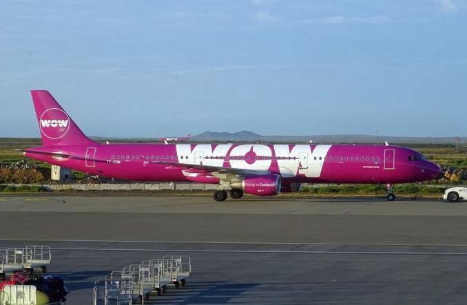 WOW Air planuje reanimację na trasach z Islandii do USA
