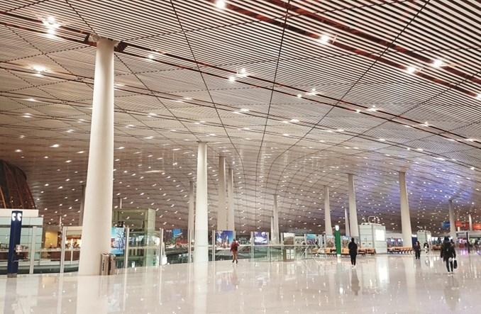 Lotnisko w Pekinie z ponad 100 mln pasażerów w 2018 r.