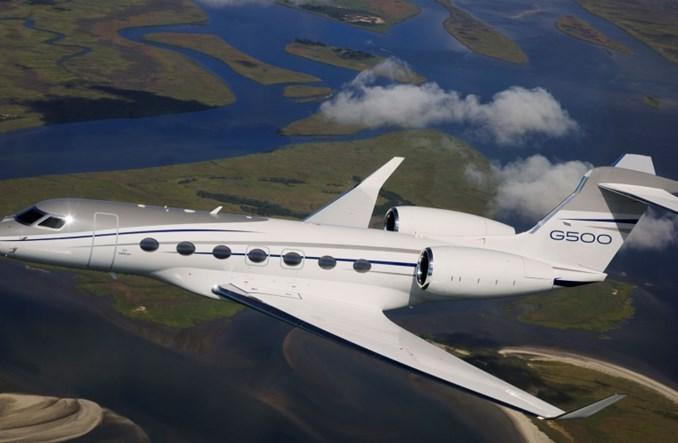 Dwa pierwsze Gulfstreamy G500 w Qatar Executive