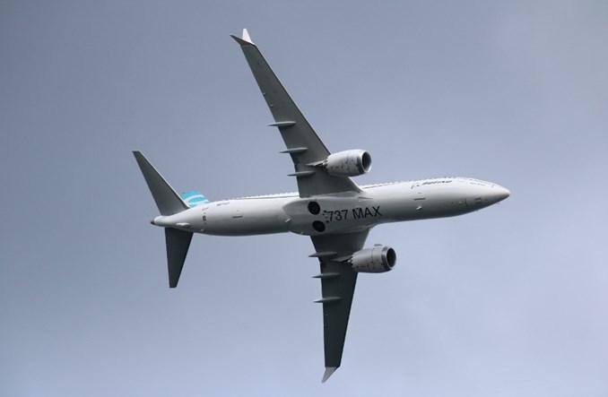 BOC Aviation zamawia 11 kolejnych 737 MAX