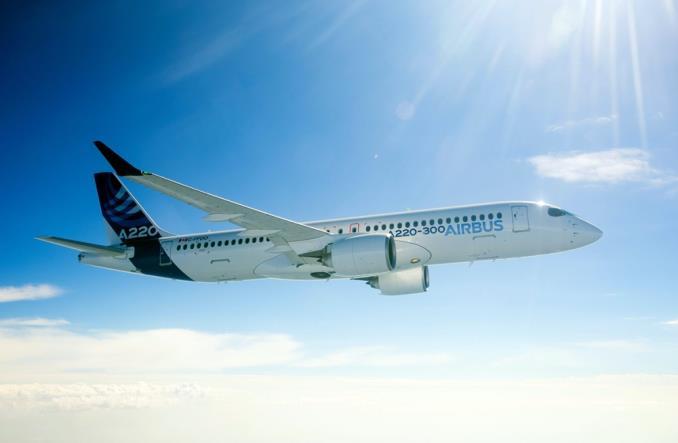 JetBlue i Moxy kupują 120 airbusów A220