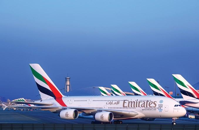 Linie Emirates podsumowują rok 2018. Ponad 59 mln pasażerów