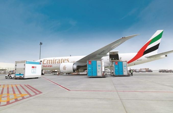 Emirates SkyCargo w 2018 roku: Od warzyw i owoców po satelity kosmiczne
