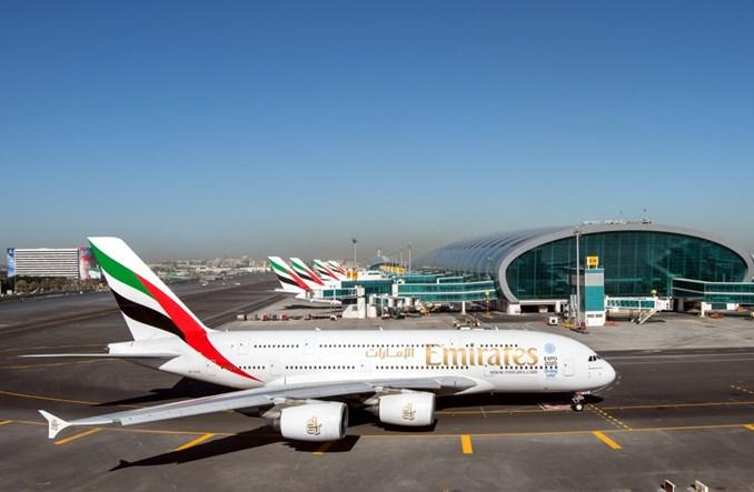 Dubaj: Zamknięcie pasa startowego blisko. Emirates zawieszą nawet 500 lotów