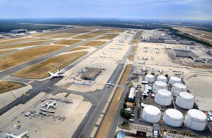 Niemcy chronią swoje lotniska przed dronami
