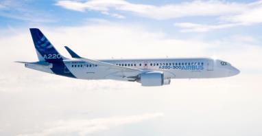 Airbus A220 z certyfikatem ETOPS na 180 min