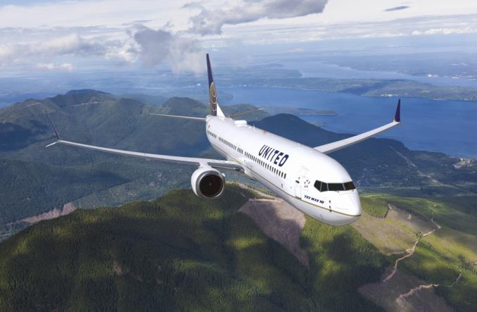 United zamawia kolejne B737 MAX i B777
