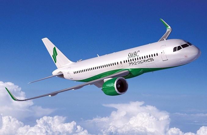 SMBC zamawia 65 airbusów z rodziny A320neo