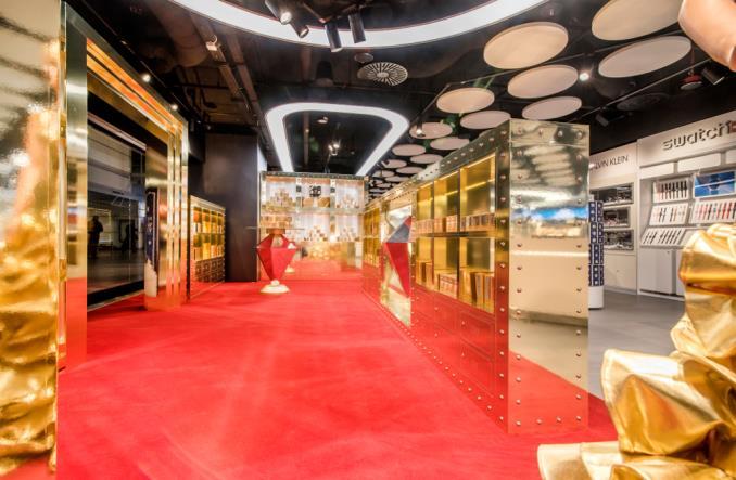 Otwarto największy sklep Baltony na Okęciu. W tle oskarżenia Lagardere