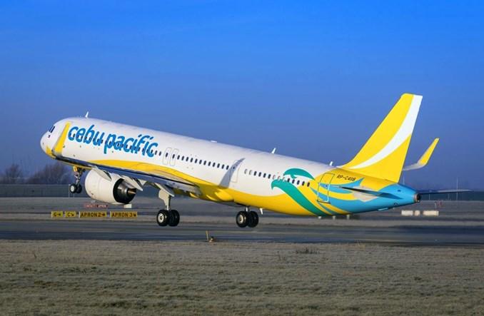 Cebu Pacific odebrały pierwszego A321neo