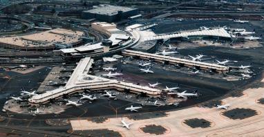Drony na krótko sparaliżowały lotnisko w Newark