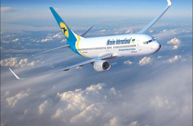 Ukraina wznowi od 15 czerwca krajowy i międzynarodowy ruch lotniczy