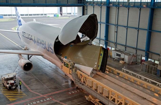 Airbus wysyła 3 tys. pracowników fabryki Broughton na przymusowe urlopy